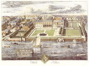 Somerset House, 1722