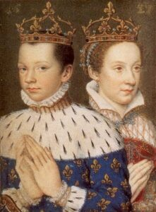 Francis II and Mary Queen of Scots